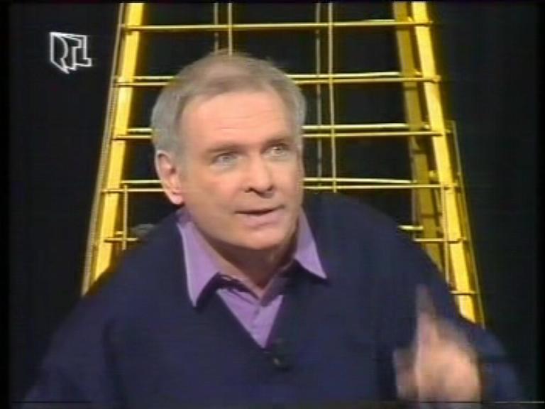 Frank Schütte auf dem heißen Stuhl bei RTL